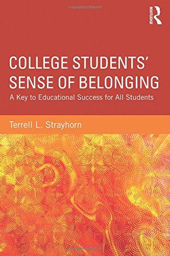 College Students' Sense of Belonging