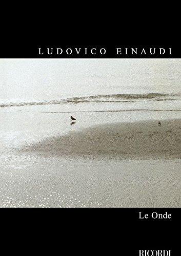 Einaudi Ludovico Le Onde Piano Solo