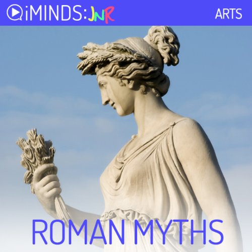 Roman Myths cover art