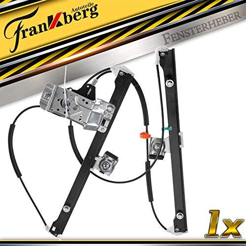 Elektrisch Fensterheber Ohne Motor Vorne Links für Polo 6N1 6N2 Schrägheck 2/3-Türig 1994-2001 6N3837461