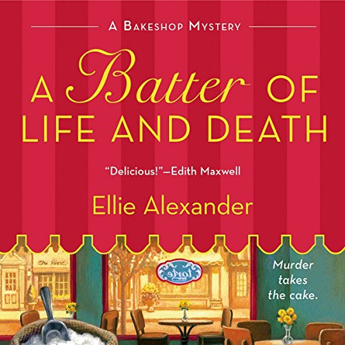 A Batter of Life and Death cover art