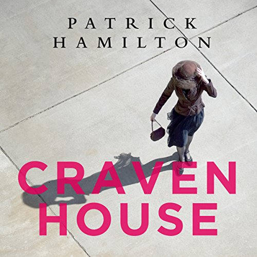 Craven House audiobook cover art