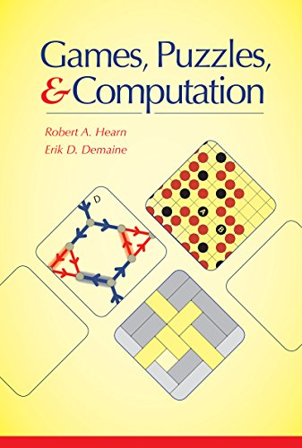Games, Puzzles, and Computation