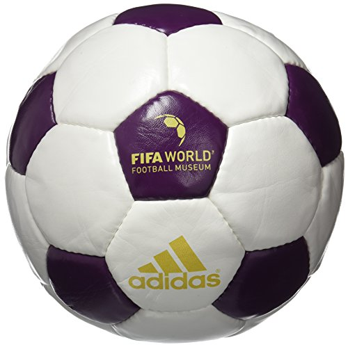 adidas FIFA Museum Bal Pallone da Calcio UEFA Euro 2016, Uomo, Bianco, 5