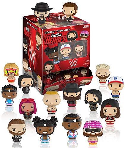Funko Sized Superstars Figura Pint Size WWE, Multicolor...