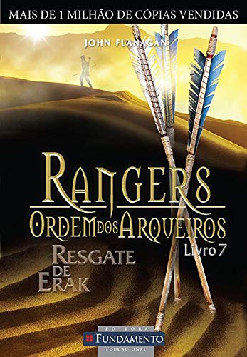 Rangers Ordem Dos Arqueiros 07 - Resgate De Erak