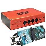 ESI M4U eX USB 3.0 MIDI-Interface mit 8 Ports