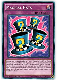 Best magical hats card Reviews