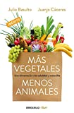 Más vegetales, menos animales: Una alimentación más saludable y sostenible (Clave)