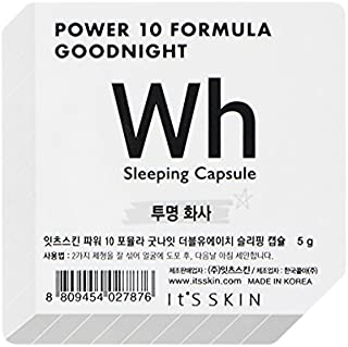 It's Skin Power 10 Formula Goodnight WH Sleeping Capsule 5g