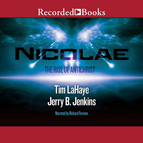 Nicolae     Left Behind, Volume 3              By:                                                                                                                                 Tim LaHaye,                                                                                        Jerry B. Jenkins                               Narrated by:                                                                                                                                 Richard Ferrone                      Length: 10 hrs and 50 mins     857 ratings     Overall 4.6