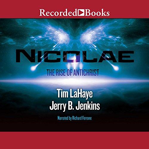 Nicolae audiobook cover art