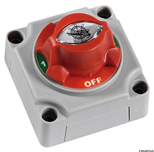 Osculati Batterieumschalter Aufbau 69 x 69 mm incl. Knotentafel