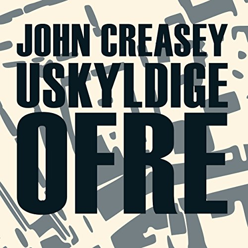 Uskyldige ofre audiobook cover art