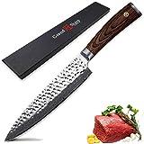 cuchillo de chef Cuchillos de chef profesional VG10 Japanese VG10...