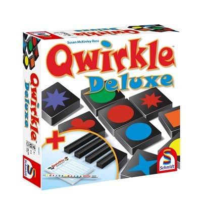 Qwirkle Deluxe - Schmidt Spiele