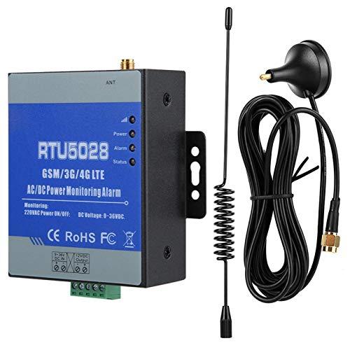 ABSプラスチックGSMアラート履歴データのリモート読み取り電源アダプター付きGSMアラーム、ソーラーパネルに適しています(US standard (100-240v))