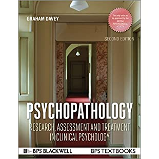 Psychopathology Research, Assessment and Treatment in Clinical Psychology, 2nd Edition (BPS Textbooks in Psychology)