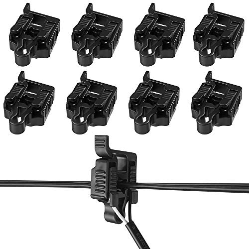 Low Voltage Wire Connectors Landscape Lighting Connector 12-18 Gauge UL Listed Cable Splice Connector for Landscape Lighting/Pathway Light/Spotlight, Pack of 8