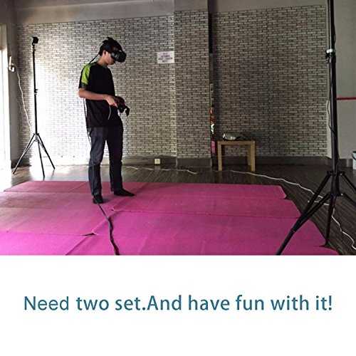 Selens 2 Pcs 80 Inch Adjustable Aluminium Alloy Stands with 1/4
