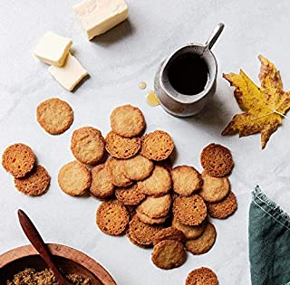 Byrds Famous Cookies -Bite Size - 16 Oz. (Maple Wafers)