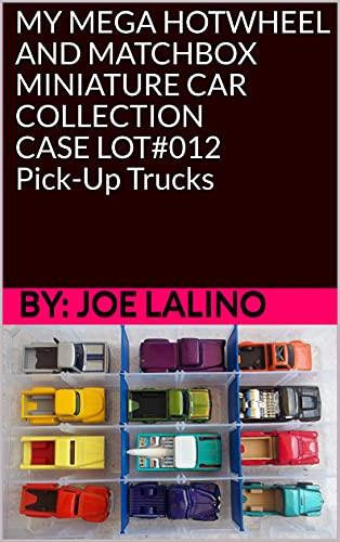 MY MEGA HOTWHEEL AND MATCHBOX MINIATURE CAR COLLECTION - CASE LOT#012 -...