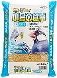 ナチュラルペットフーズ エクセル おいしい小鳥の食事 皮むき 3.8�s