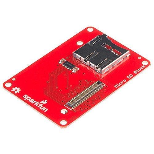 Sparkfun–Bloque para Intel Edison–MicroSD