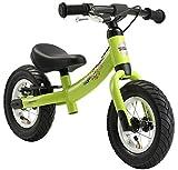 Rad BIKESTAR Kinder Laufrad Lauflernrad Kinderrad für Jungen und Mädchen ab 2 - 3 Jahre ★ 10 Zoll Sport Kinderlaufrad ★ Grün für Kinder bei Amazon