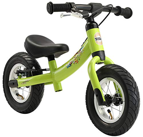 Bikestar Sport en color verde lima