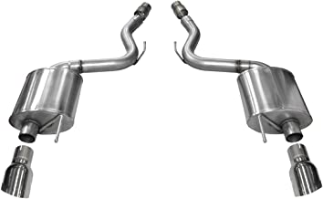 Corsa 14329 Axle Back Exhaust (Ford Mustang GT)