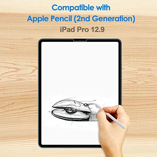 JEDirect『AppleiPadPro12.9インチ用強化ガラス液晶保護フィルム』