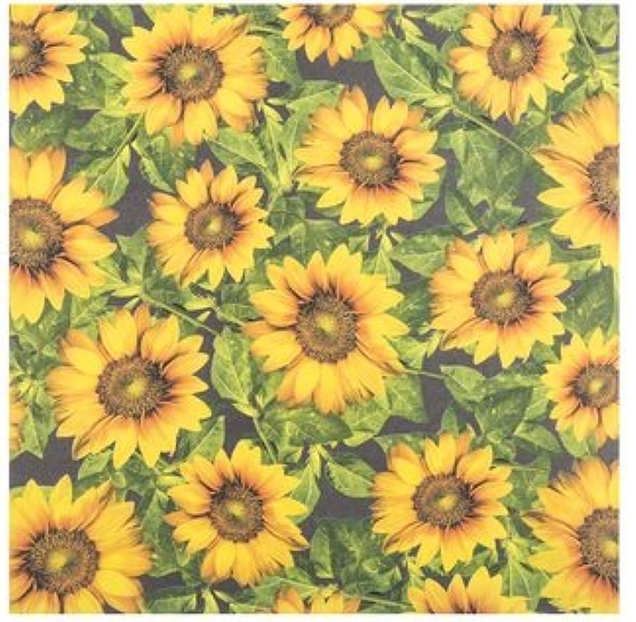 Sunflowers 12x12 Scrapbook Paper - 4 Sheets