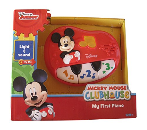 Disney Mickey Mouse My First Piano by Disney