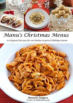 Manu's Christmas Menus by [Manuela Zangara]