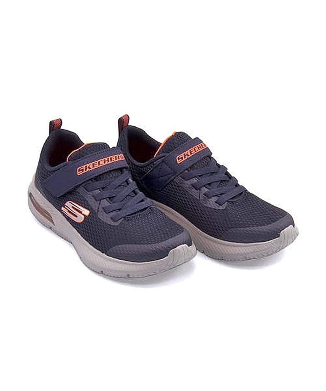 [スケッチャーズ] 女の子 男の子 キッズ 子供靴 運動靴 通学靴 ランニングシューズ スニーカー ダイナエアー クッション性 カジュアル デイリー スポーツ スクール 学校 DYNA - AIR 98101L