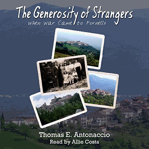 The Generosity of Strangers audiobook cover art