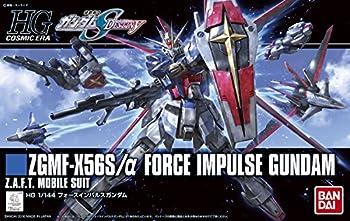 Bandai Hobby HGCE 1/144 Force Impulse Gundam Seed Destiny Gundam Revive Model Kit Multi 8   BAS5059241