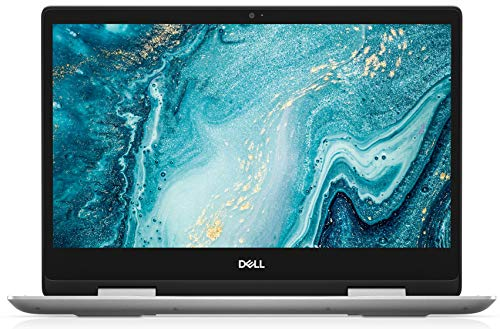 Dell Inspiron 5491 14-Inch FHD IPS Touchscreen 2-in-1 Laptop (Silver) Intel Core i7-10510U, 16GB RAM, 512GB SSD, FINGERPRINT READER, Windows 10 Home