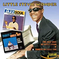 Jazz Soul of Little Stevie + Tribute to Uncle Ray