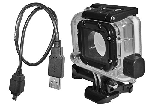 X~PWR All-Weather, External Power Case Kit for GoPro Hero 3, Hero 3+...