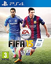 FIFA 15 ULTIMATE TEAM EDITION PS4 OFFICIAL PAL SOCCER GAME FOR PLAYSTATION 4