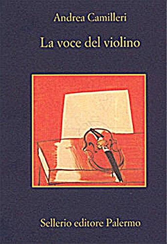 La voce del violino (Il commissario Montalbano Vol. 4)