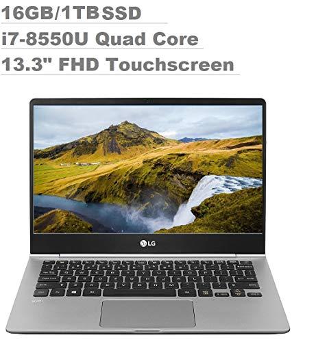 "Cheap 2020 LG Gram 13"" Full HD (1920x1080) IPS Touchscreen Thin and Light Business Laptop (Intel Q..."