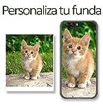 Tumundosmartphone Personaliza TU Funda Gel con TU FOTOGRAFIA para iPhone 6 Plus / 6S Plus Dibujo Personalizada