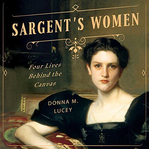 Sargent's Women audiobook cover art