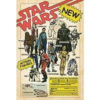 Star Wars Poster Action Figures 99 / スター・ウォーズポスターアクションフィギュア99