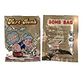 72 ' FART BOMB BAGS ' (Display included)