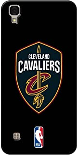 Capinha de Celular NBA - LG X Power - Cleveland Cavaliers - NBAA06