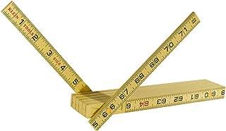 Folding Ruler 6-Foot, Durable Fiberglass, Inside Reading Klein Tools 910-6